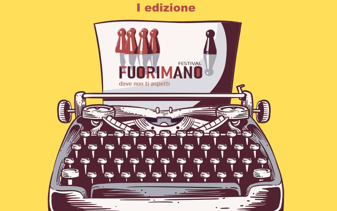 Concorso per racconti brevi: Premio FuoriMano – Comune di Sarnano 2021