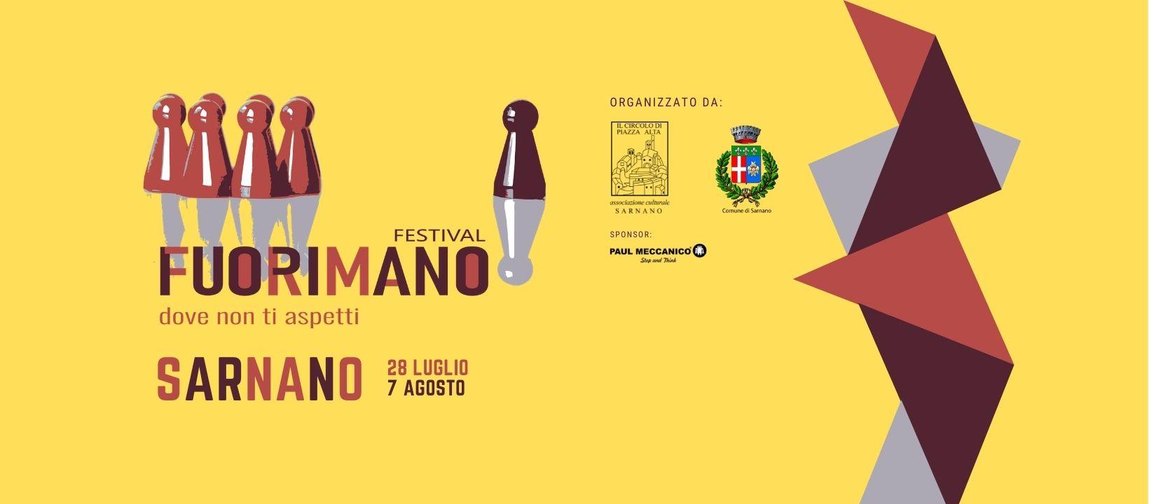 FuoriMano Festival 2021